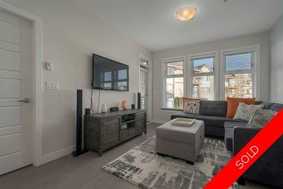 Langley City Condo for sale:  1 bedroom 570 sq.ft. (Listed 2019-01-30)