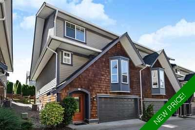 Grandview Surrey Townhouse for sale:  5 bedroom 2,329 sq.ft. (Listed 2019-06-05)