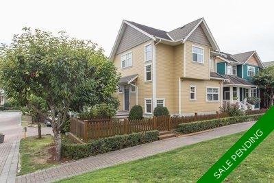 Steveston South Townhouse for sale:  3 bedroom 1,775 sq.ft. (Listed 2019-09-12)