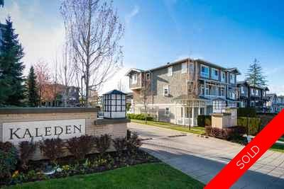 Grandview Surrey Townhouse for sale:  3 bedroom 1,367 sq.ft. (Listed 2019-10-03)