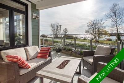Steveston South Condo for sale:  2 bedroom 1,562 sq.ft. (Listed 2019-11-12)