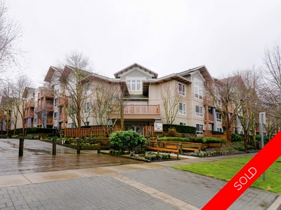 Steveston South Condo for sale:  2 bedroom 863 sq.ft. (Listed 2018-01-31)