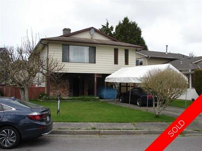 Steveston  House for sale:  3 bedroom 2,080 sq.ft. (Listed 2019-08-19)